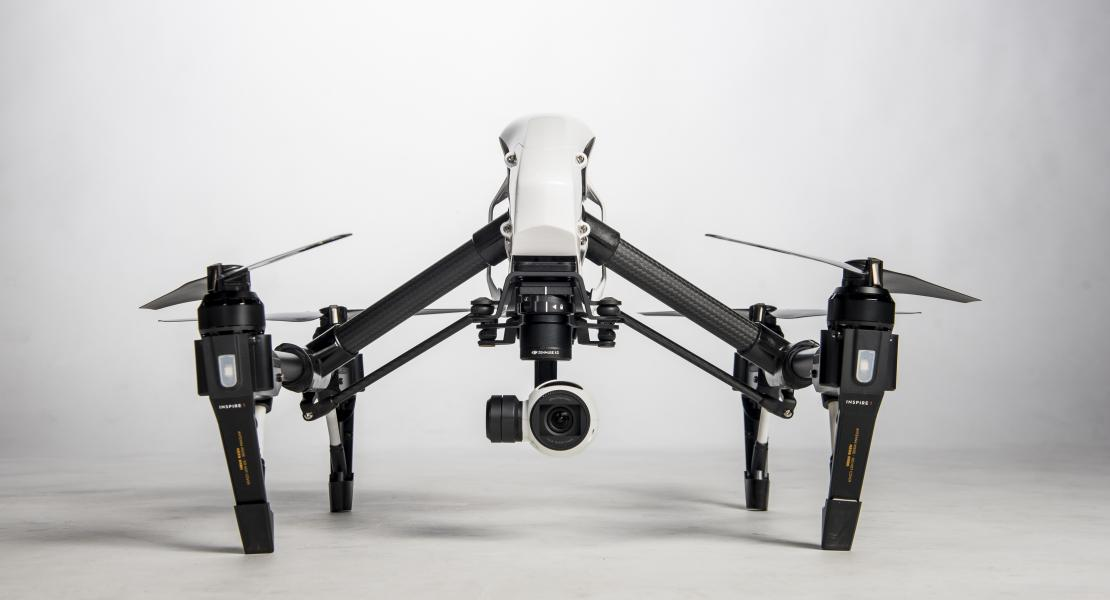 Inspire 1 v2 Equipped with a DJI X3