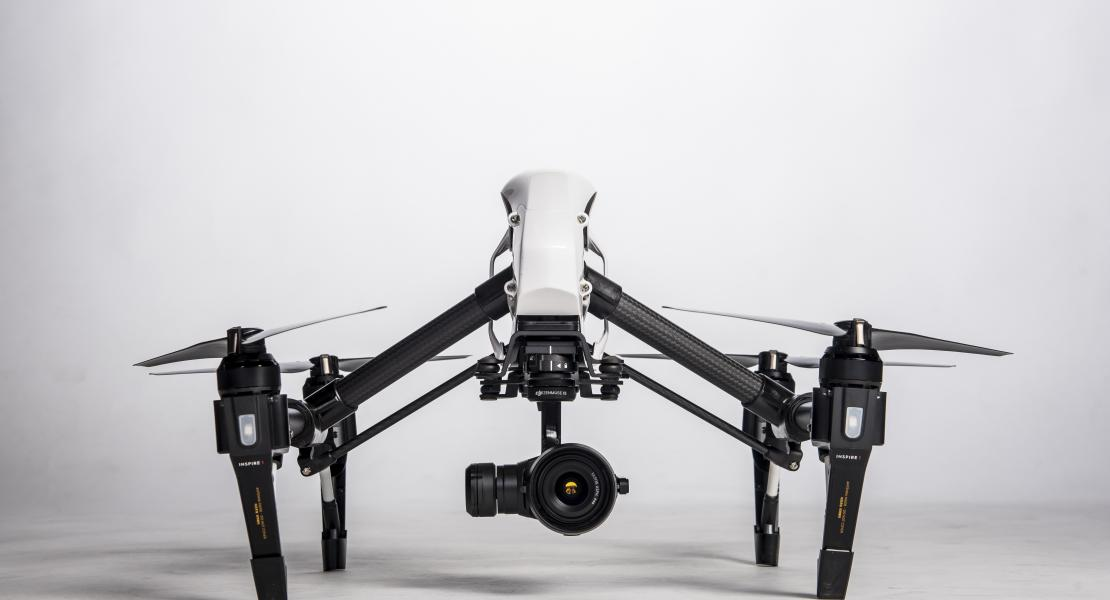 Inspire 1 v2 Equipped with a DJI X5